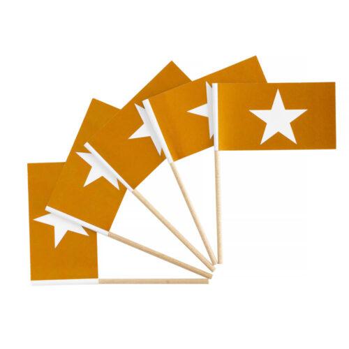 Pappersflaggor, Handflaggor & Tårtflaggor