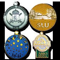 Medaljer & Plaketter
